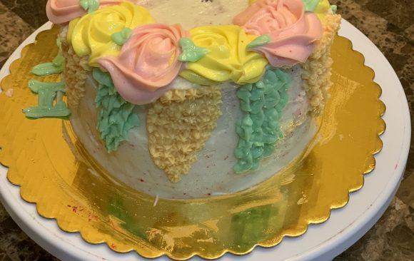 ORGANIC Vegan Cake
