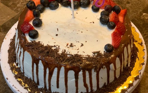 ORGANIC - KETOlicious Cake (GLUTEN-FREE)